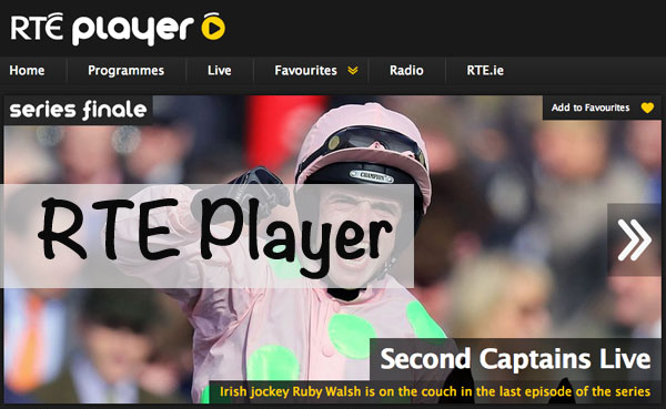 RTE-player-online